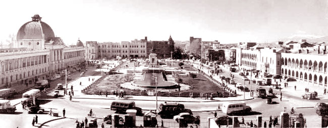 Baharestan Square- Historical Square of Iran