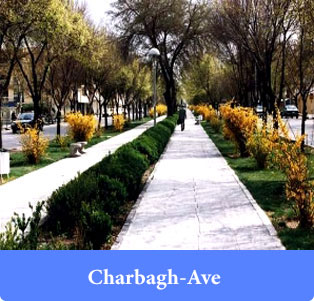 Charbagh Ave - Esfahan Province