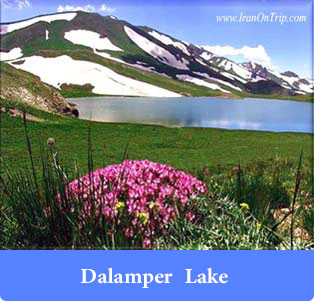 Dalamper Lake-Lakes of Iran