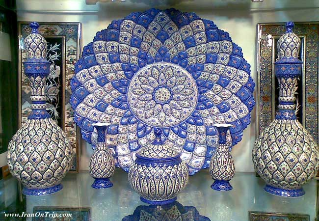Handicrafts of Iran
