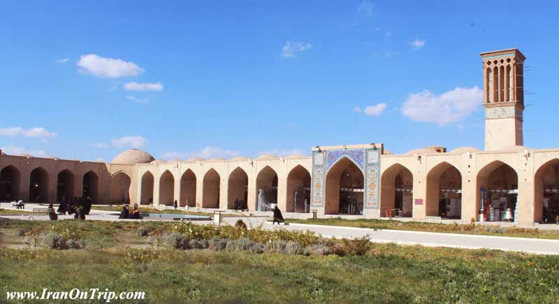 Ganjali Square of Kerman - Historical Square of Iran