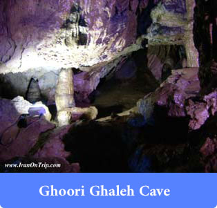 Ghoori-Ghaleh-Cave - Caves of Iran