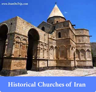 Historical-Churches-in-Iran - Trip to Iran