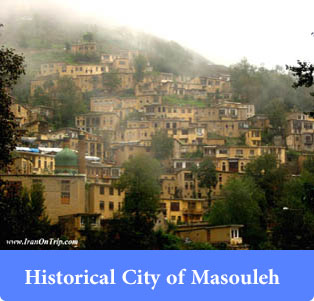 Historical-City-of-Masouleh - Historical Villages of Iran