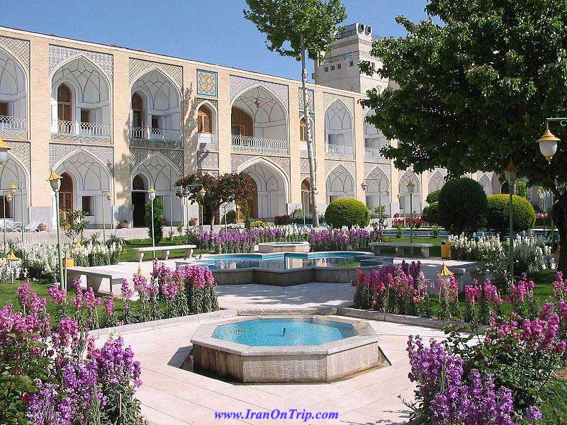 The World's Oldest Hotel in Isfahan Abbasi 5*