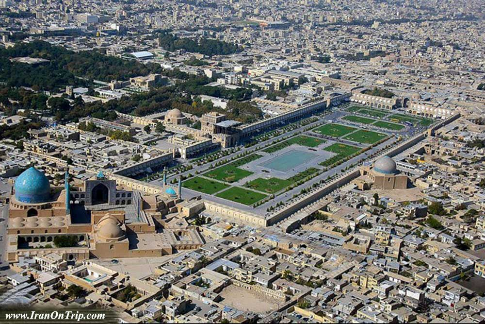 Isfahan half of the world