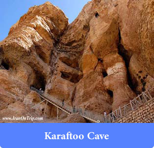 Karaftoo-Cave - Caves of Iran