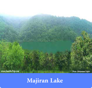 Majiran Lake-Lakes of Iran