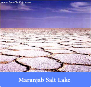 Maranjab-Salt-Lake - Lakes of Iran