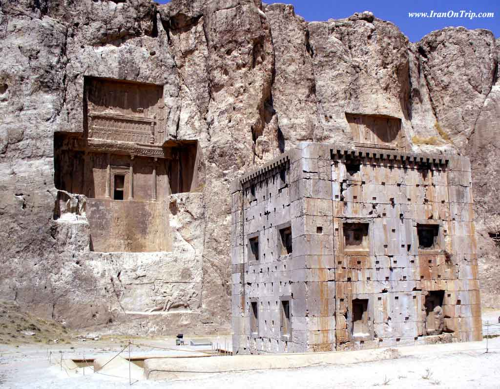 Naqsh-e Rustam in Shiraz