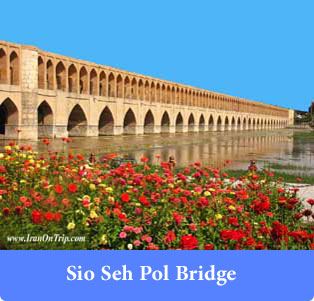 Sio-Seh-Pol-Bridge - Historical Bridges of Iran