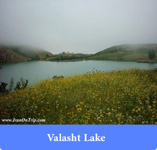 Valasht Lake - Lakes of Iran