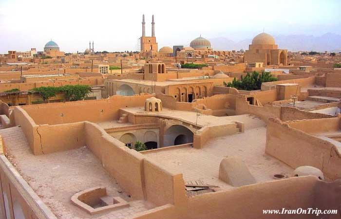 General Information about Yazd