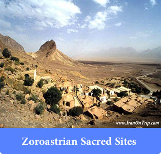 Zoroastrian Sacred Sites - Holy Places in Iran