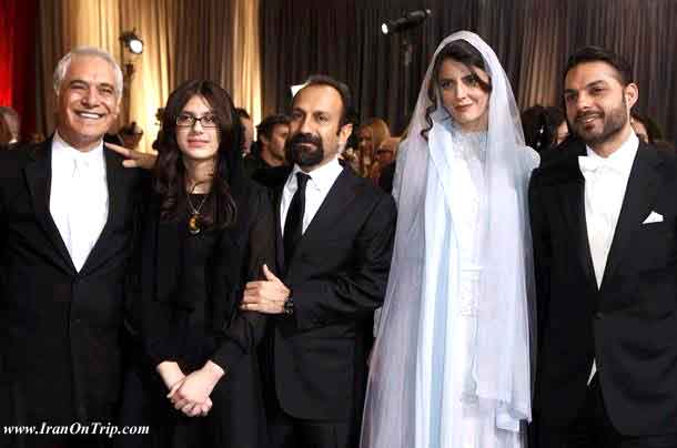 Asghar Farhadi - golden globes 2015 - Cinema of Iran